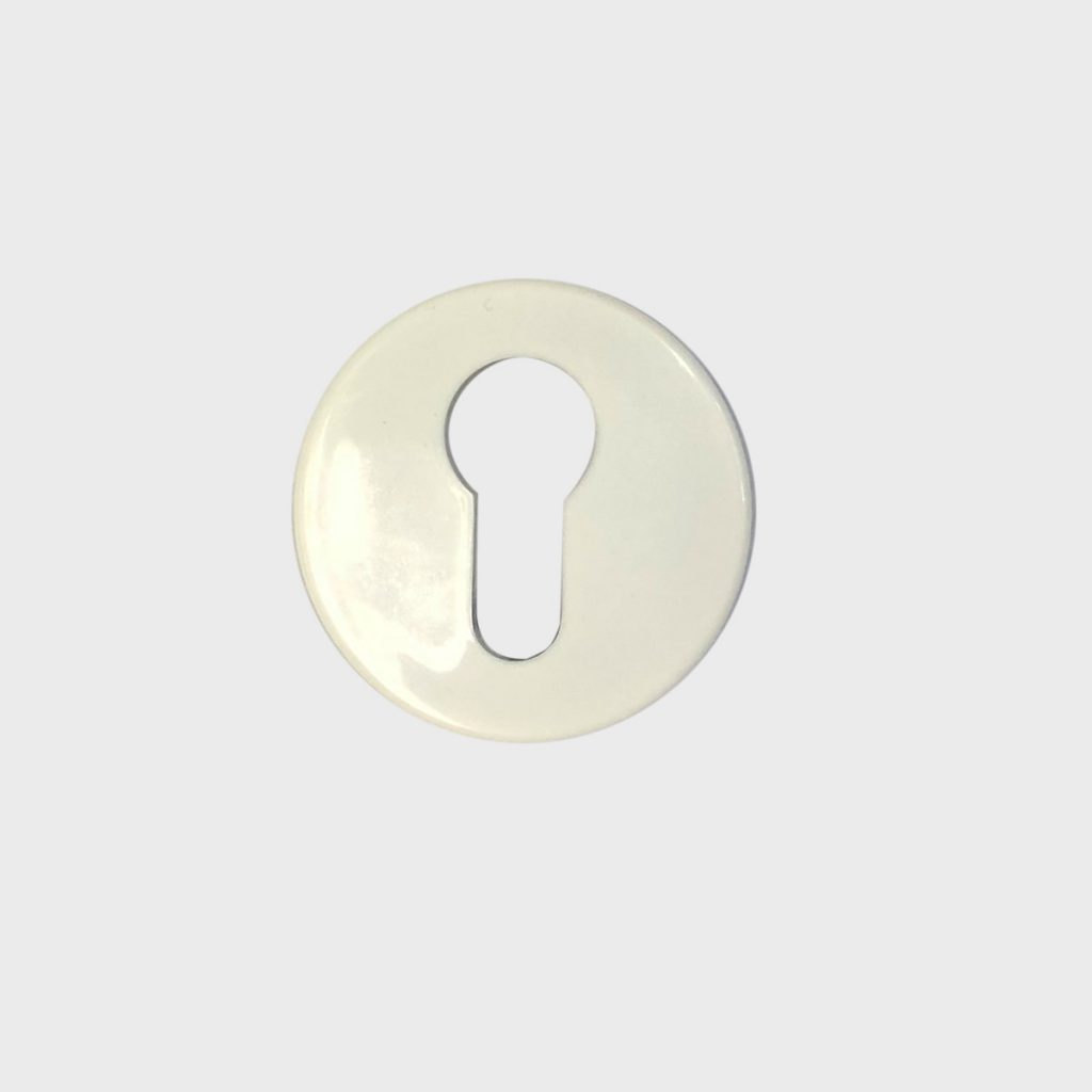 CPS Nylon Lever Handle (White Colour) CPS LH200