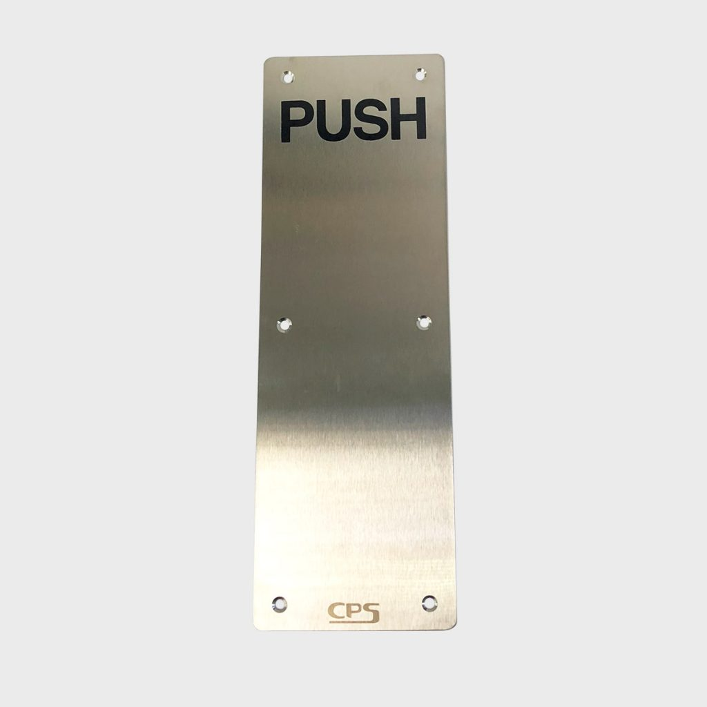 CPS Stainless Steel Push Handle (CPS PH300)