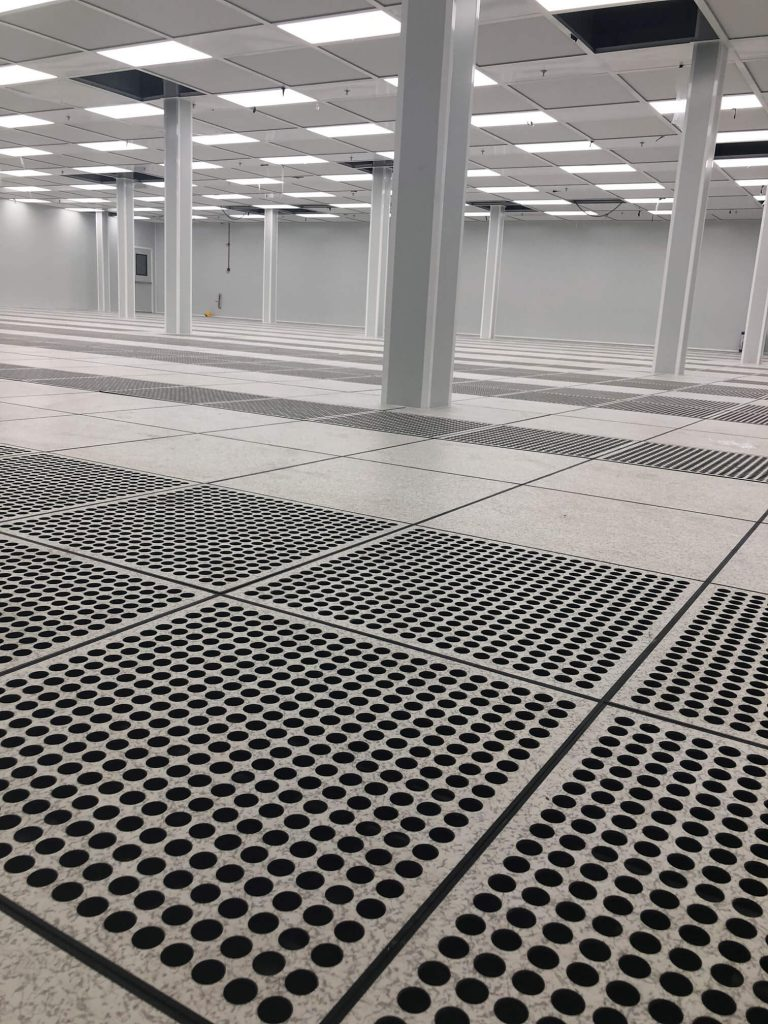 Raised Access Floor System