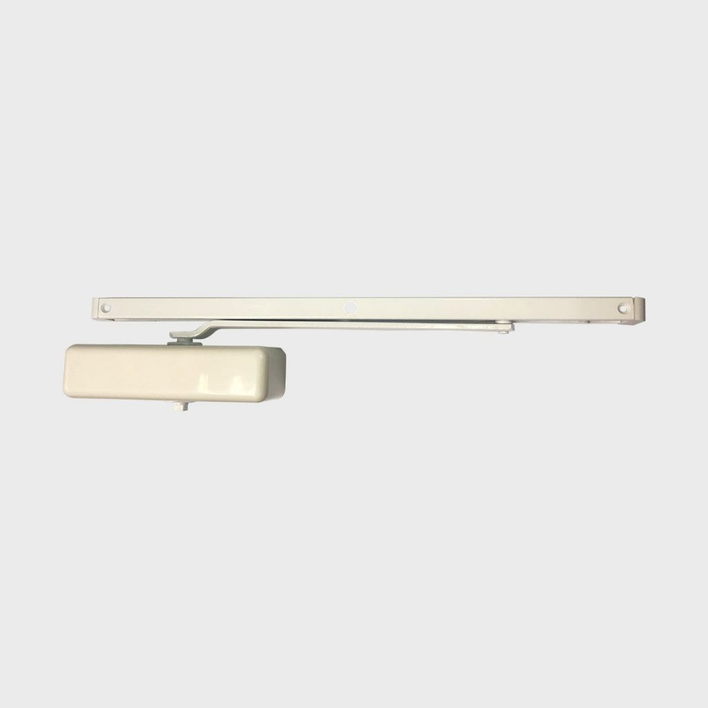 CPS Slide Arm Door Closer (White) (CPS DC100)